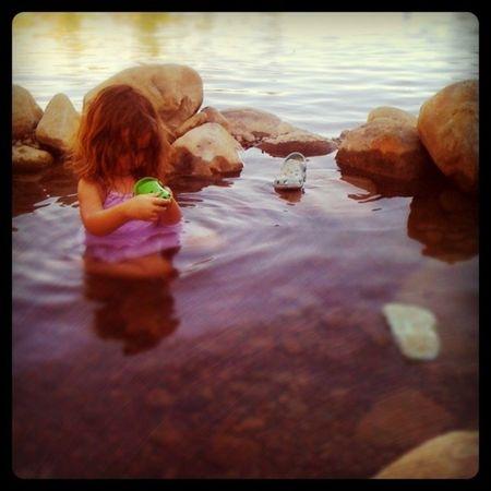 Crocfishing